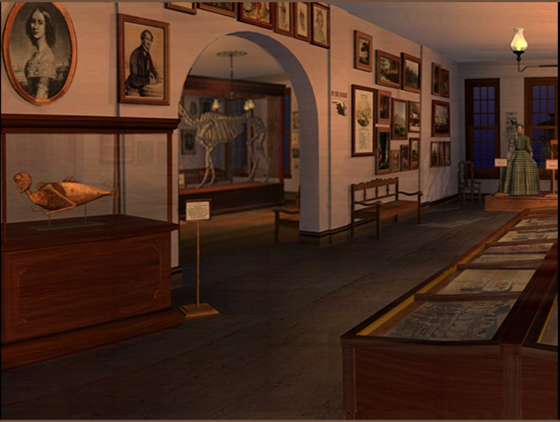Lost Museum Screenshots