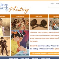 Children and Youth in History