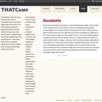 Website design - round three (documents)