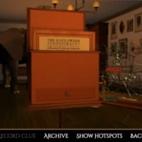 "The Waxworks Room, ""The Slave Owner Conspiracy"" Hotspot"