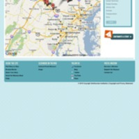 Map-Browse Page Mockup