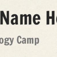 THATCamp Header image