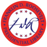 200px-Official_logo_of_the_Franklin_D._Roosevelt_Presidential_Library.svg.png