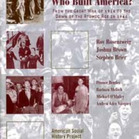 Who Built America? CD-ROM (1876-1914)