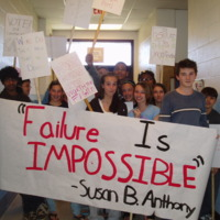 Students holding posters.JPG