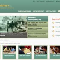 Teachinghistory.org