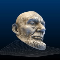 Smithsonian X 3D Explorer Screenshot 1